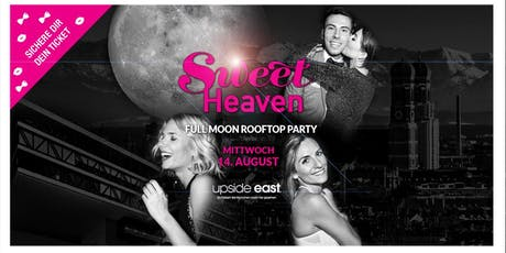 Sweet HEAVEN - Full Moon Rooftop Party Tickets