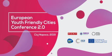 EYFCC 2.0 - European Youth Friendly Cities Conference tickets