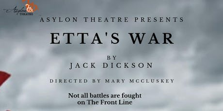 Etta's War tickets