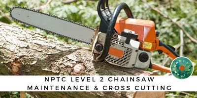 NPTC Level 2 Chainsaw Maintenance & Cross Cutting