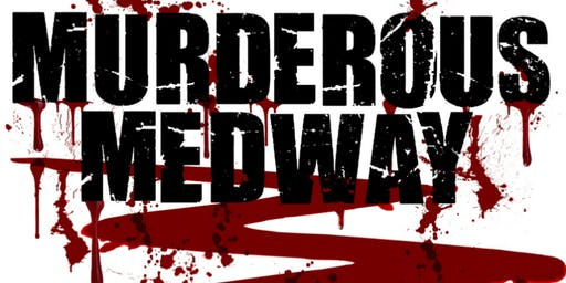 Murderous Medway Crime Writing Festival 2019 All Day Pass