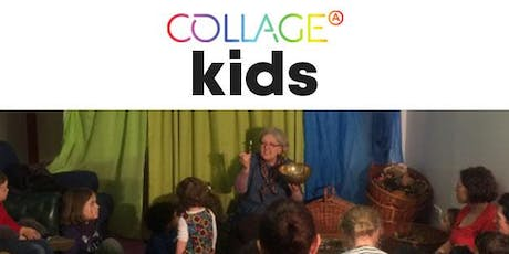 Collage Kids: Story Tent with Kathryn Holt tickets