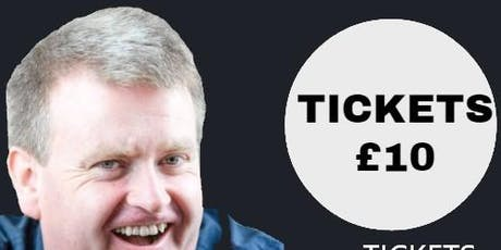 Raymond Mearns - Stand-Up Comedy tickets