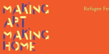 Refugee Festival Scotland 2019 Dundee Festival Launch tickets
