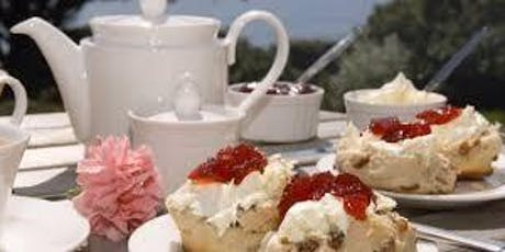 Cream Tea and Garden Tour tickets