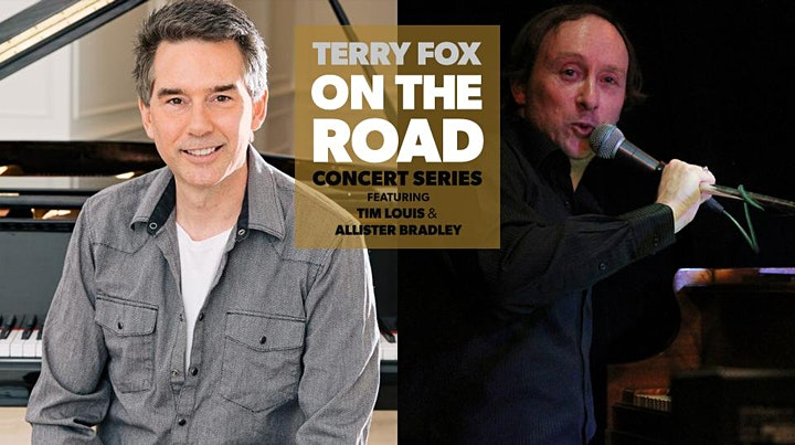 On the Road Concert, featuring Tim Louis and Allister Bradley image