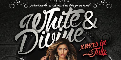 White & Divine EOFY Fundraiser for Spinal Cord Injuries