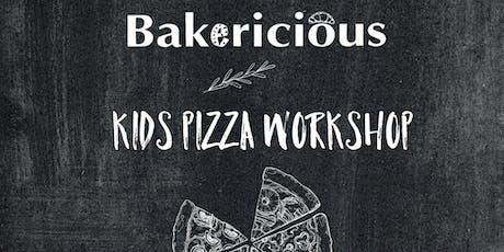 Kids Pizza Workshop tickets
