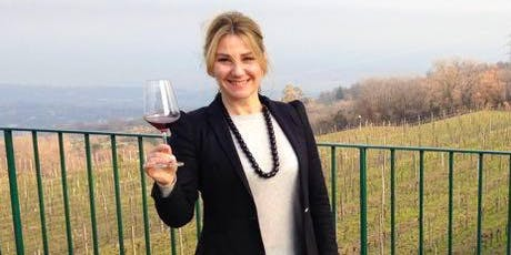 SICILIAN WINE TASTING EXPERIENCE IN SCONE tickets