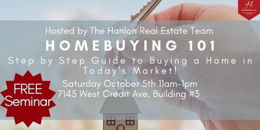 Homebuying 101: A Step by Step Guide to Buying a Home in Today's Market!