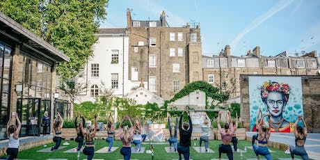 #WOMENOFSILOU YOGA @ Eccleston Yards | Thursday 18th July | 7pm tickets