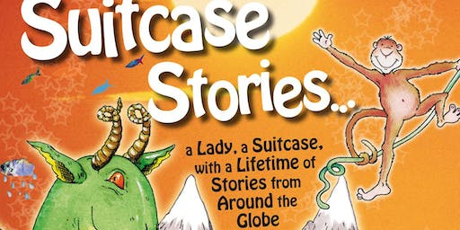 Suitcase Stories Sale Library