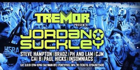 Jordan Suckley  tickets