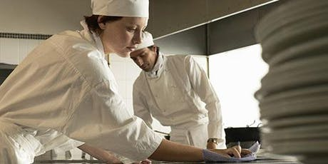 Food Handler - Certification Class and Exam (August 13) tickets