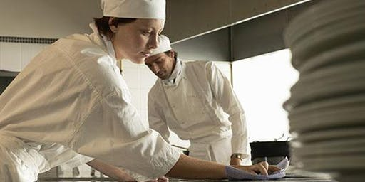 Food Handler - Certification Class and Exam (August 13)