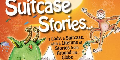 Suitcase Stories Altrincham Library