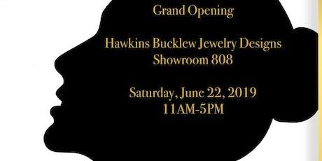 Hawkins Bucklew's Showroom 808 - Grand Opening tickets