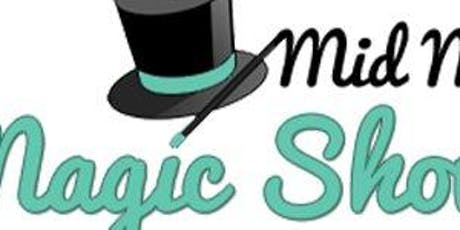 Gerry Tritz Mid-Mo Magic Show tickets