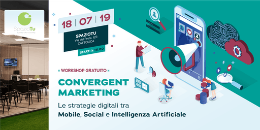 Cattolica - Workshop sul Convergent Marketing