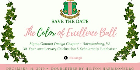 AKA Color of Excellence Ball tickets