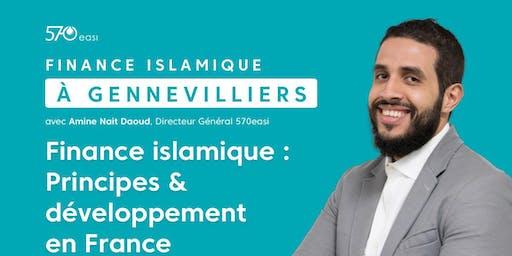 Conférence Gennevilliers : Finance Islamique