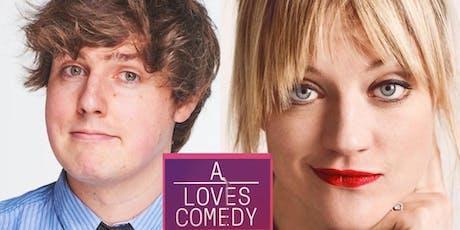 Edinburgh Comedy Previews // Glenn Moore and Tania Edwards tickets