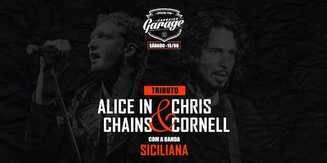 Tributo Alice in Chains & Chris Cornell com a Banda Siciliana ingressos