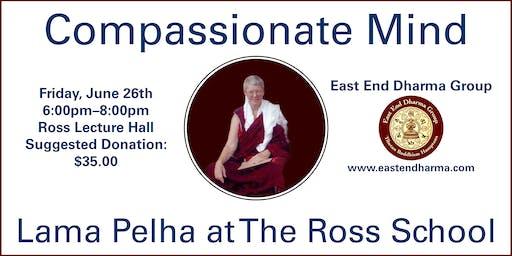 Compassionate Mind - Lama Pelha - Dharma Talk and Meditation