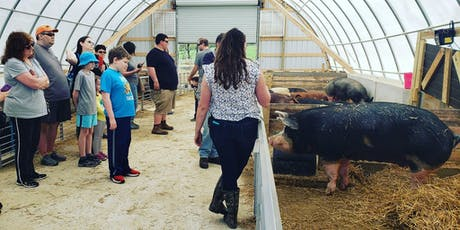 August Farm Tour | Local Homestead Products  tickets