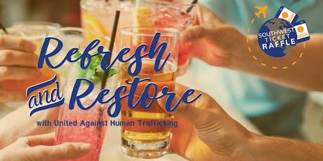 Refresh and Restore 4 tickets