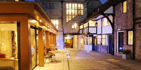 Blue Badge Guided Walk of Oundle (Central) tickets