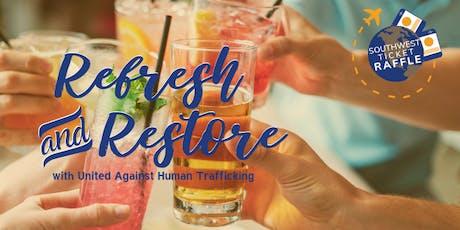 Refresh and Restore 5 tickets