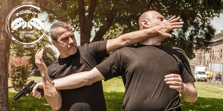 FREE Beginners Self-Defense tickets