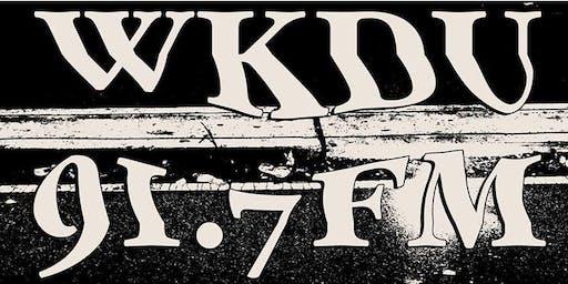 WKDU Takeover with DJ GOD