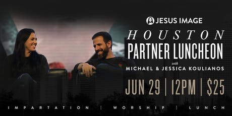 Jesus Image Houston Partner Luncheon 2019 tickets