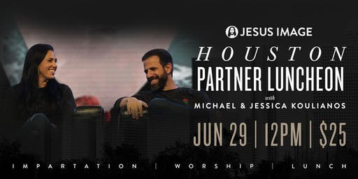 Jesus Image Houston Partner Luncheon 2019