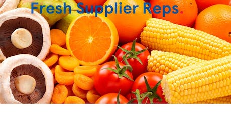 Fresh Supplier Reps Launch Event tickets