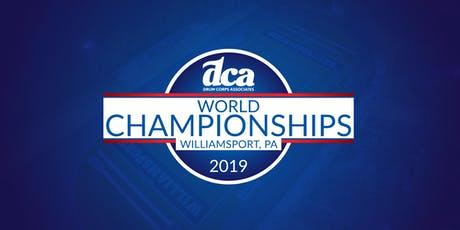 2019 DCA Championships: Parking Reservations tickets