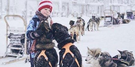 Infoavond winters Zweeds+Fins Lapland tickets