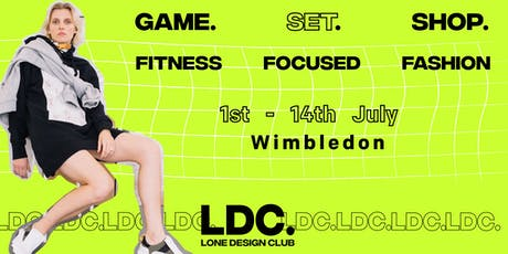LDC SPORT - Fitness focused fashion store tickets