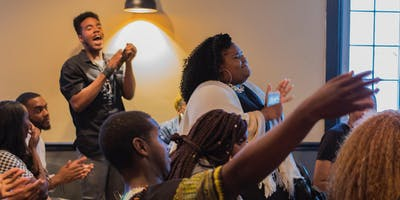 Voices In Power: A Poetry Open Mic Experience | South Jersey - Fathers Day