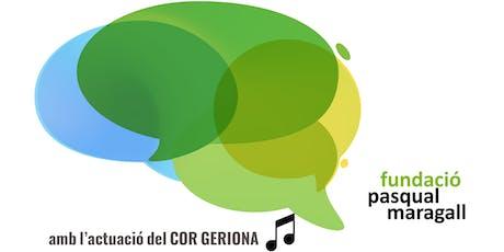 Les veus de la Fundació `Pasqual Maragall a Girona entradas