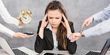 """Formation """"Comment réduire stress et anxiété avec l'hypnose et la cohérence cardiaque"""" billets"""