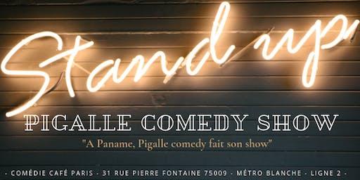 Pigalle Comedy Show - Quatrième édition
