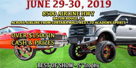 Who's the Sickest Truck, Car, & Bike Show tickets