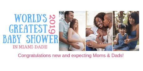 World's Greatest Baby Shower in Miami-Dade tickets