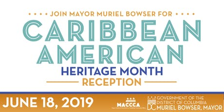 Caribbean-American Heritage Month Reception tickets