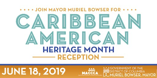 Caribbean-American Heritage Month Reception