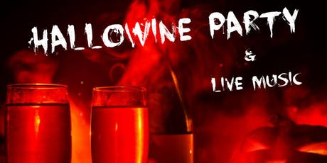 Hallowine Party - Join us if you dare at Uva Wine Bar, Hitchin tickets