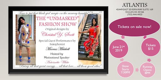 The Unmasked Fashion Show